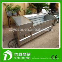 Brush Type Potatoes/Carrots/Taro Peeling&Cleaning Machine