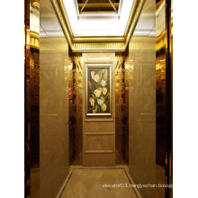 Luxurious Passenger Elevator with GOST Certificate