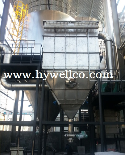 Centrifugal Liquid Spray Dryer Machine