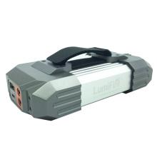 2015 Plus nouveau produit Lanterne Camping Light avec Power Bank Lanterne de camping rechargeable