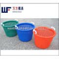 plastic fish basket moulds