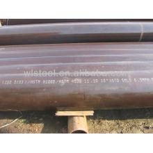 tubulações de aço sem emenda secundárias ASTM A106 / A53