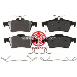 Rear brake pad for MAZDA 3