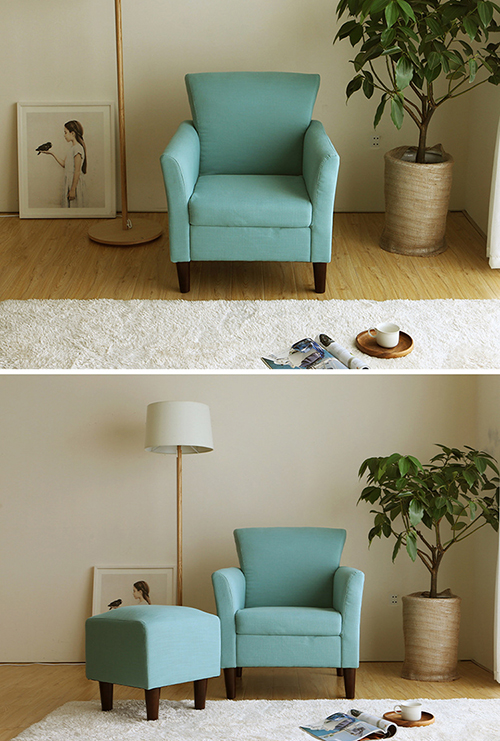 Sofa Chairs With Ottoman