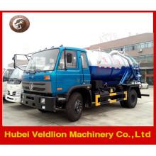 Heißer Verkauf in Afrika Dongfeng 10m3 Abwassersaugwagen