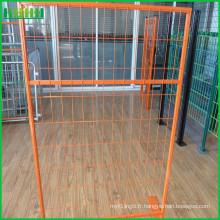 Produits temporaires de vente d'escrime temporaire (clôture mobile)