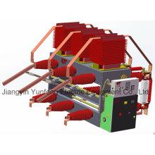 Yfgzn35-D 40,5/T1250-25-Hv disyuntor del vacío con seccionador