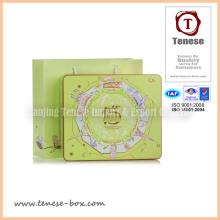 Boîte cadeau de luxe personnalisée pour cosmétiques, bijoux, chocolat