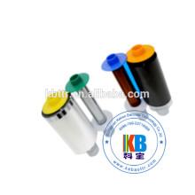 84051 hologram ymck color ribbon for HDP5000 Printer fargo ribbon