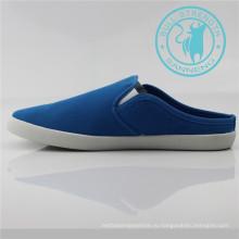 Мужчины холст обувь легко надеть обувь (СНС-011301)