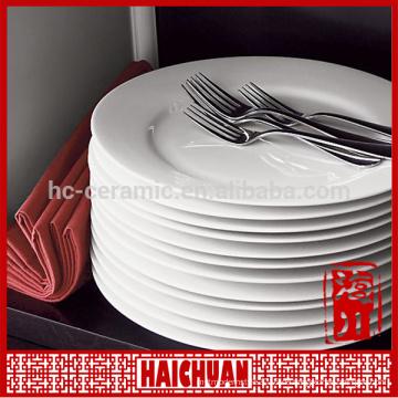 10,5 Keramik-Teller, Keramikplatte mit Erdbeer-Design