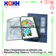 High quality airbrush tattoo stencil book,tattoo books flash on sale