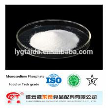 Fosfato de monossódio de grau alimentar anidro