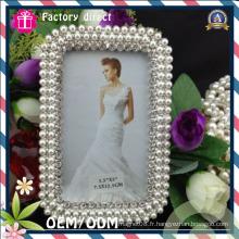 Cadre de photo compétitif Design classique avec cadre de perle