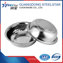 34---40 cm Stainless steel wash basin