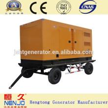 Conjunto de generador diesel de la serie de la central eléctrica móvil Volvo 400kw