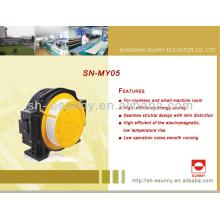 2014 heißen getriebelose Aufzug Motor SN-TMMY05 630-2000kg konkurrenzfähiger Preis