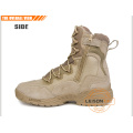 Military Boots of Cowhide Full Grain Leather/Suitable for Any Time