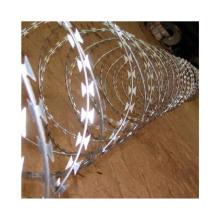 Coil Concertina Razor Barbed Wire cage