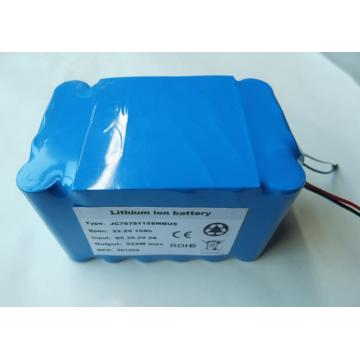 18650 battery pack design rechargeable batteries