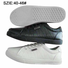 Chaussures de skate d'injection de nouveau style de mode bas prix (MP16721-5)