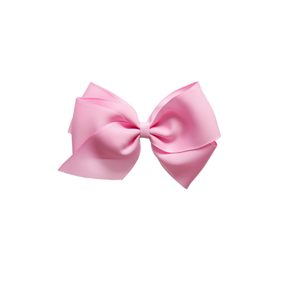 Ribbon Bow pink for girl