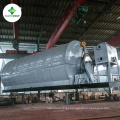 Close to standard diesel used oil recycling machine