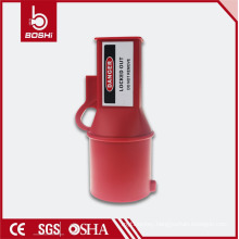 BOSHI BRAND !!Polypropylene PP Electrical socket Lockout,for Industrial-grade safety lockout BD-D45