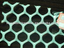 colored plastic mesh netting (factory)