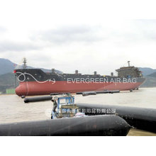 Good Price High Performance Marine Rubber Airbags for Ship Launching Salvage Shift Heavy Lifting etc.