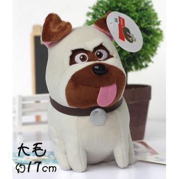 Плюшевая собака - тайная жизнь домашних животных
