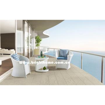 Nuevo diseño PE Muebles de mimbre al aire libre Bp-271