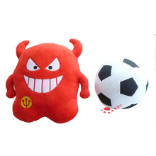 Reversible Mascot football Peluches