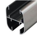 Material de construção Aluminium Extrusion Aluminum Profile