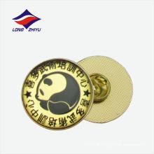 Centro de treinamento de artes marciais emblema simbólico personalizado do logotipo