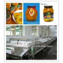 Máquina esterilizadora / pasteurizadora de latas
