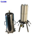 Edelstahl-Taschenfilter zur Wasseraufbereitung