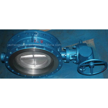 Ggg40 Double Eccentric Butterfly Valve