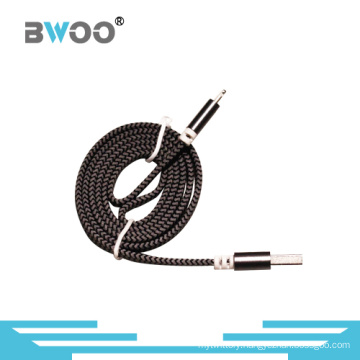 New Design Fashion High Quality USB Cable with Braided Wire
