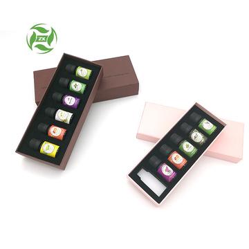 Подарочный набор с эфирным маслом-10 мл Ароматерапевтический подарочный набор