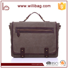 Manufacturer Quality Leisure Messenger Bag Men Briefcase