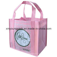 Custom Printed Reusable Eco Friendly Carry All Tote Bag