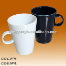 Factory direct wholesale customized glazed ceramic cup coffee