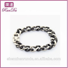 Alibaba hot sale make your own stainless steel bracelet