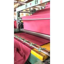 100% polyester taffetas teint imperméable PU Garemnt tissu