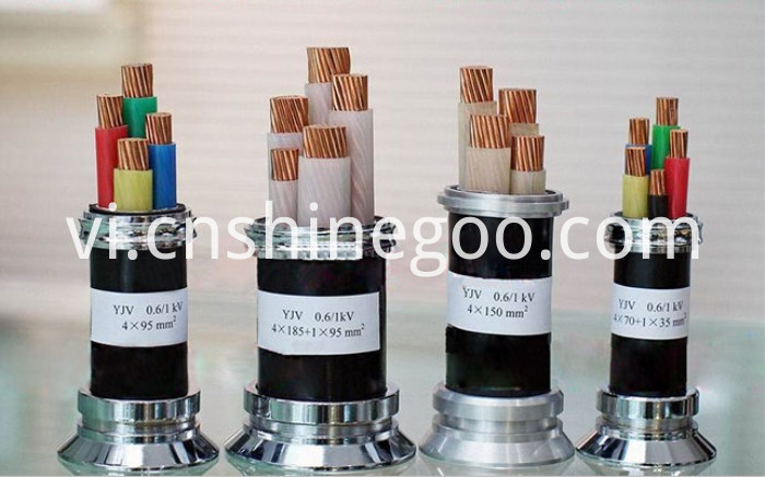 Steel Wire Armoured Power Cable