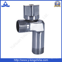 Forged Control Two Way Brass Ball Angle Valve (YD-5015)