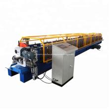 O PLC controla a máquina hidráulica do tubo de rolamento do corte