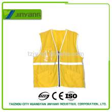 Top Quality Promotion Safety Yellow Clothing