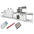Machine à emballer automatique thermo-rétractable
